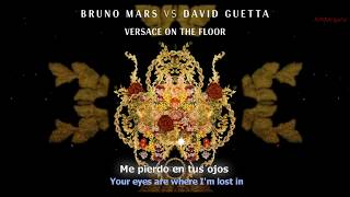 Bruno Mars - Versace On The Floor [Lyrics y Subtitulos en Español]