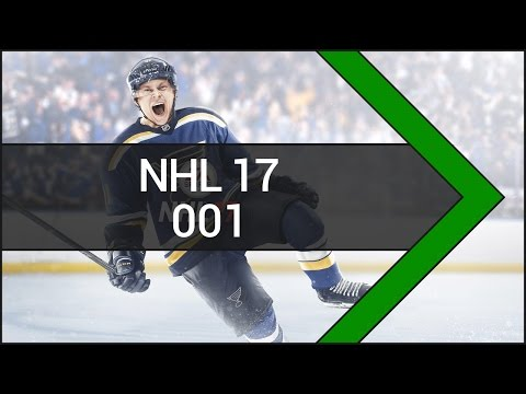 Let's Play NHL 17 [Xbox One] #001 New York Rangers - Vorsaison 1/7