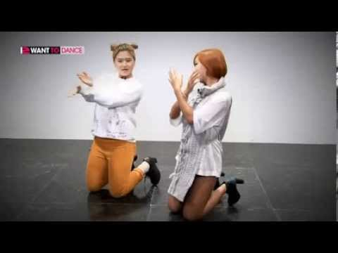 Want to dance Hyorin - One way love