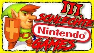 3 richtig SCHLECHTE Nintendo Spiele vor der Switch