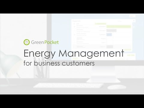Energy Management Software by GreenPocket