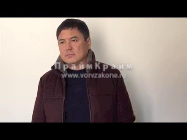 вор в законе Камчибек Кольбаев (Коля Киргиз) 13.02.18 Бишкек