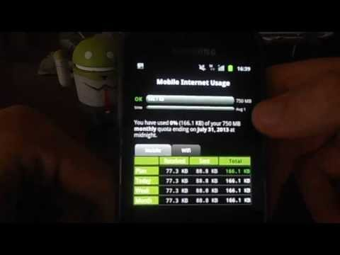 3G WatchDog : Controla los Megas de internet que consumes [ Android ]