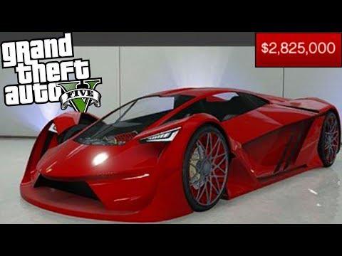 TUTTE le AUTO NASCOSTE Del DLC e IL LORO PREZZO💲NUOVO DLC & AUTO su GTA 5 ITA online! [xStarter]