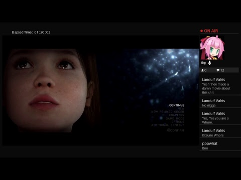 Beyond two souls pt1: getting mutant powers