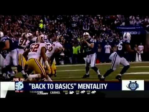 April 2015 - Indianapolis Colts Prepare for NFL Draft & New Season