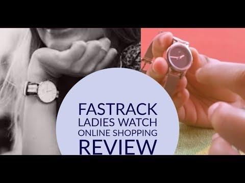 பெண்களுக்கு ஏத்த கடிகாரம்   Fastrack Ladies Watch   Online Shopping Review   Tips And Tricks Factory