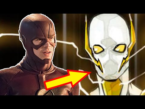 Who is Godspeed? - The Flash Season 3