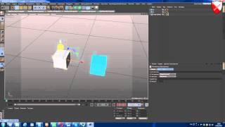 Cinema 4d xpresso - урок 33 Векторы