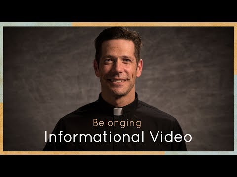 Belonging: Baptism in the Family of God -- Informational Video