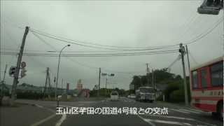 【岩手県道】129号好摩停車場線