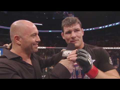 Funny Moments by UFC's Michael Bisping