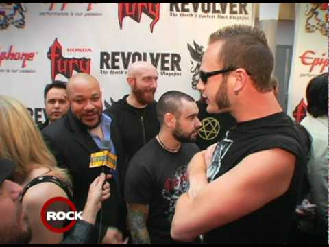 KILLSWITCH ENGAGE hilarious interview with Possum