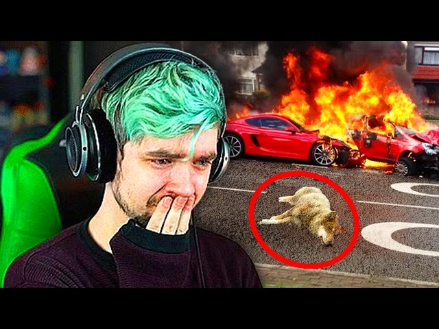 TOP 10 SADDEST Moments In YouTube Videos! (Jacksepticeye, Roman Atwood, DanTDM, Markiplier)
