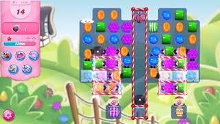 Candy Crush Saga Level 5526 NO BOOSTERS