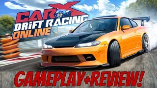 CarX Drift Racing Online Gameplay Review!