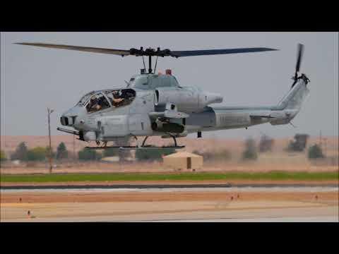 Marine Corps Air Station Yuma  UHF VHF recordings 2009