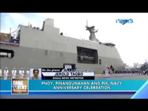Philippine Navy celebrates 118th anniversary