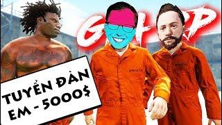 GTA Role Play Việt Nam #2: BĂNG CƯỚP DŨNG CT ĐÃ THÀNH HÌNH =))) Lệ phí gia nhập 5000$ !!!