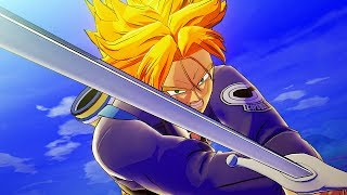 Dragon Ball Z: Kakarot - NEW Future Trunks, Imperfect Cell, Android 16 & 17 Gameplay Screenshots