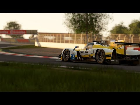 Project Cars 2 | Endurance Race World Sports Car Career Round #4 Imola Ligier LMP2