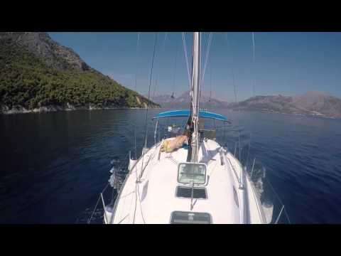 Flotilla Sailing in the South Ionian August 2015