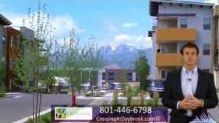 Crossing at Daybreak Apartments Video Tour South Jordan Utah