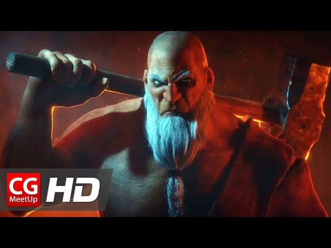 """CGI Animated Trailer HD: """"Redeemer Cinematic"""" by Colorbleed Studios"""