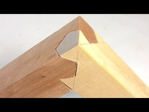 The Clever Geometry Behind a Three-Way Transforming Joint