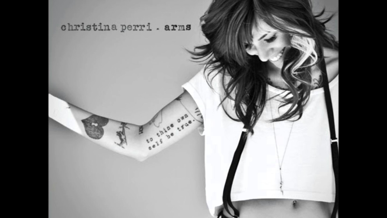 Arms - Christina Perri w/ lyrics - YouTube