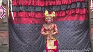 Legong Lanang  Jaya Pangus
