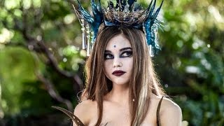 THE CURSE OF SLEEPING BEAUTY Official Trailer (2016) India Eisley Fantasy Thriller Movie HD
