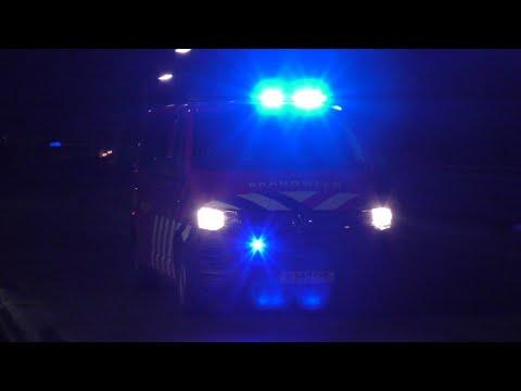 Brandweer Zuid-Limburg, AGS 24-3621, met spoed naar HV overig (gaslekkage) (binnen) Heisteeg Stein