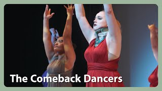 Dancing Away From Illness and Onto the Stage