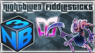 Nightblue - Fiddlesticks - Jungle (Challenger)