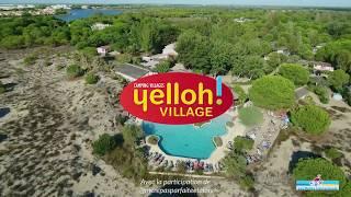 Camping Yelloh! Village Les Petits Camarguais au Grau du Roi - Espace Aquatique - Gard