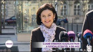 Újabb emberek igazolhatnak a szocialistáktól a DK-hoz