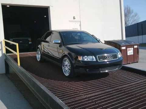 audi a4 b6 just a beginning youtube. Black Bedroom Furniture Sets. Home Design Ideas
