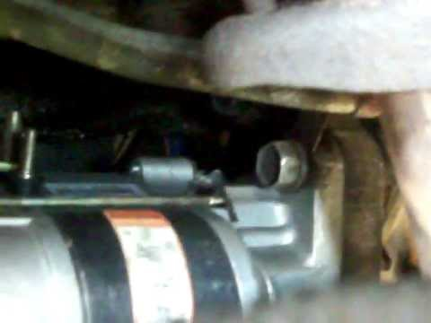 2006 Dodge Dakota >> How to Change a Starter - YouTube