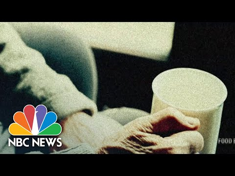 America's Seniors Face Growing Hunger Crisis Amid Pandemic | NBC Nightly News