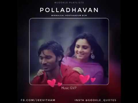 Polladhavan villain theme download.