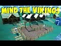BUILDING the BEST VIKING VILLAGE    Mind the VIkings Gameplay