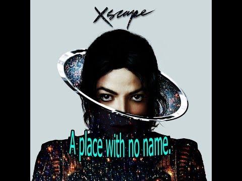 Michael Jackson - A place with no name (Lyrics) [Original Version]