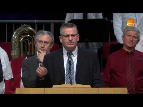 Întâlnirea anuală a bisericilor penticostale din Austria 2018, sesiunea II