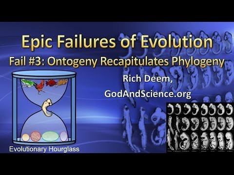 Failures of Evolution: Phylogeny Recapitulates Ontogeny