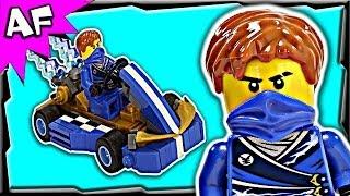 Jay s lightning mech custom lego ninjago stop motion