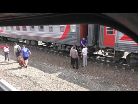 Отправление со станции Придача / Departure from station of Pridacha