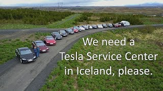 A Plea from Iceland to Tesla
