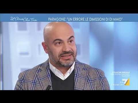 Gianluigi Paragone: 'Grillo si carichi il M5S sulle spalle, rigiri l'Italia, dica che ha detto ...