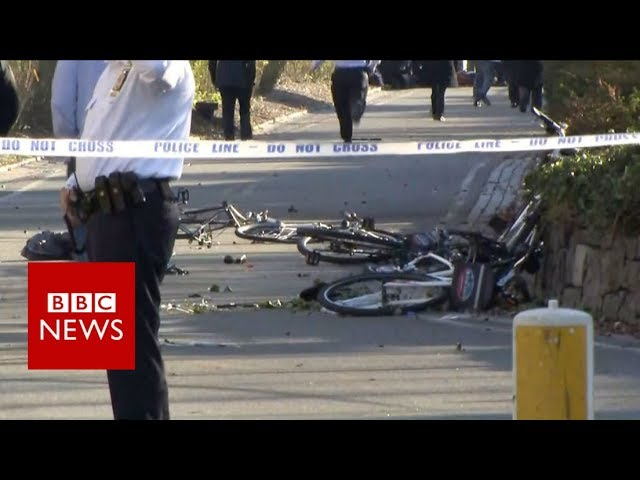 How the New York terror attack unfolded - BBC News